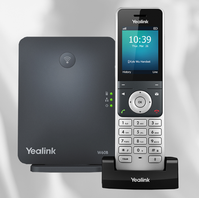 Yealink DECT IP Phone W60B