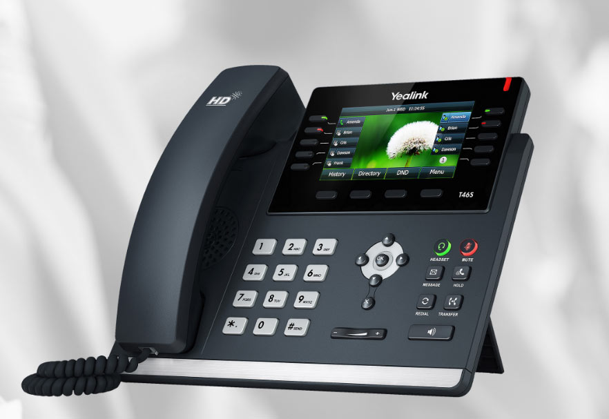 Yealink-Ultra-Elegant-Gigabit-IP-Phone-SIP-T42S